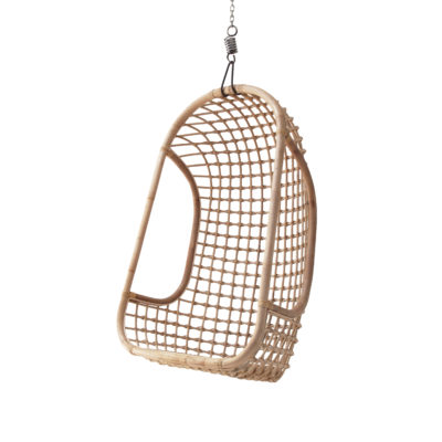HK-living hanging chair, hangstoel naturel