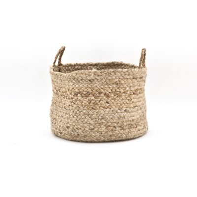 Basket Jute By Boo