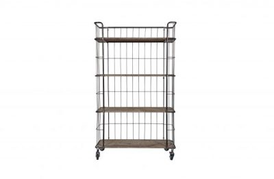 Be Pure Home Giro trolley large grijs