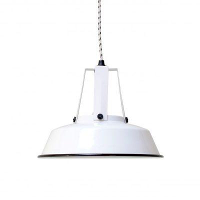 """HK-living hanglamp M """"Workshop"""" wit"""