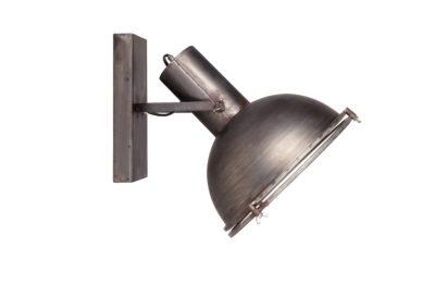 Be Pure Home wandlamp spotlight metaal