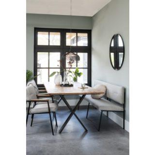 Hk Living Salontafel.Hk Living Tafel Eettafel Reclaimed Teak Hout Archieven De
